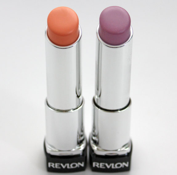 Revlon Lip Butter Creamsicle and Gumdrop