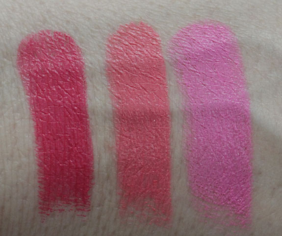 Wet n Wild Megalast Lip Color Swatches 2