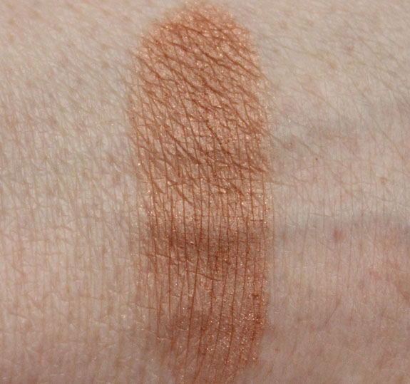Wet n Wild Ultimate Minerals Bronzer Swatch