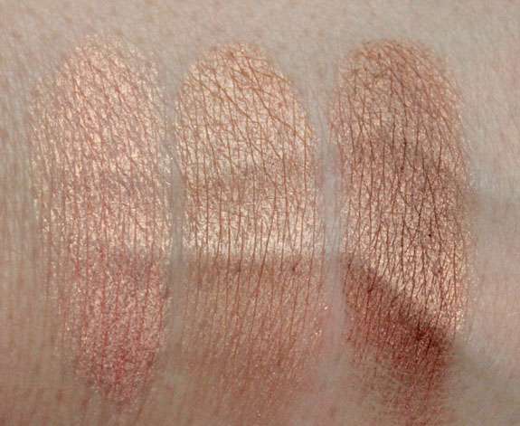 Benefit Cabana Glama Swatches 2