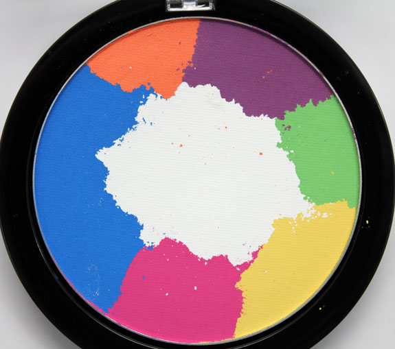 Milani Eyeshadow Palette Paint