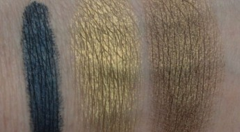 NARS Paramaribo and Dark Rite Swatches