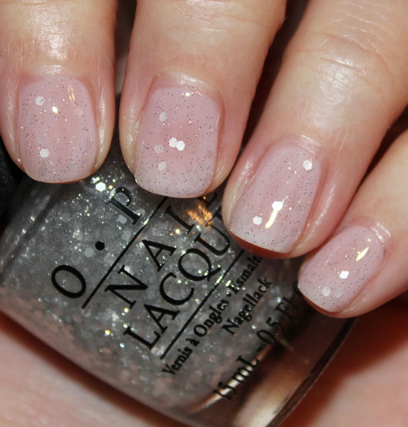OPI Care To Danse with Pirouette My Whistle OPI New York City Ballet Collection Swatches & Review
