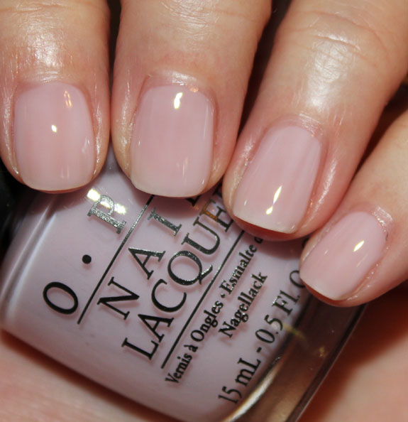 OPI Care To Danse OPI New York City Ballet Collection Swatches & Review