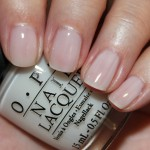 OPI Dont Touch My Tutu 150x150 OPI New York City Ballet Collection Swatches & Review