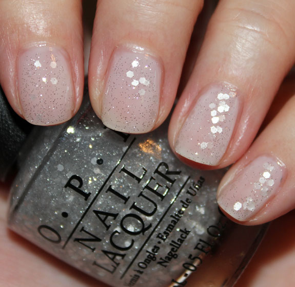 OPI Dont Touch My Tutu with Pirouette My Whistle OPI New York City Ballet Collection Swatches & Review