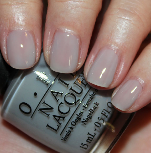OPI My Pointe Exactly OPI New York City Ballet Collection Swatches & Review