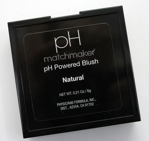 Physicians Formula pH Matchmaker pH Powered Blush 2