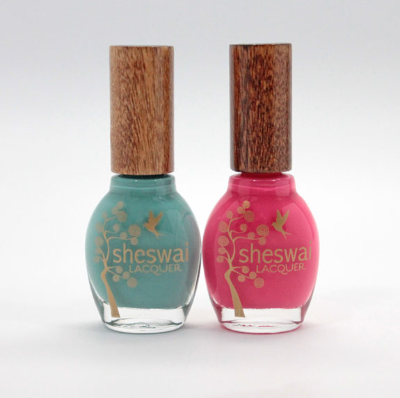 Sheswai Lacquer Sheswai Lacquer Spring/Summer Collection Swatches & Review