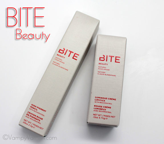 Bite Beauty1 Bite Beauty Luminous Creme Lipstick & High Pigment Pencil Only at Sephora