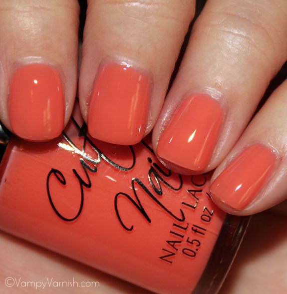 Cult Nails Scandalous Cult Nails Divas & Drama Collection Swatches & Review