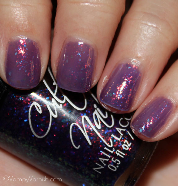 Cult Nails Seduction Cult Nails Divas & Drama Collection Swatches & Review