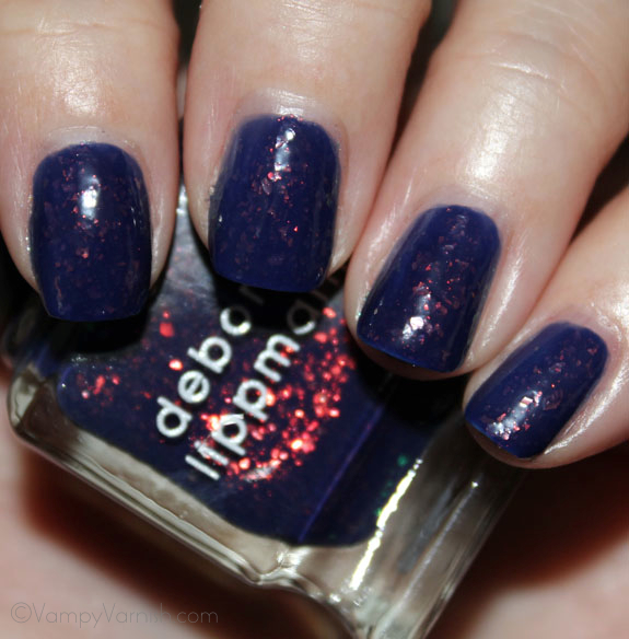 Deborah Lippmann Ray Of Light Swatch