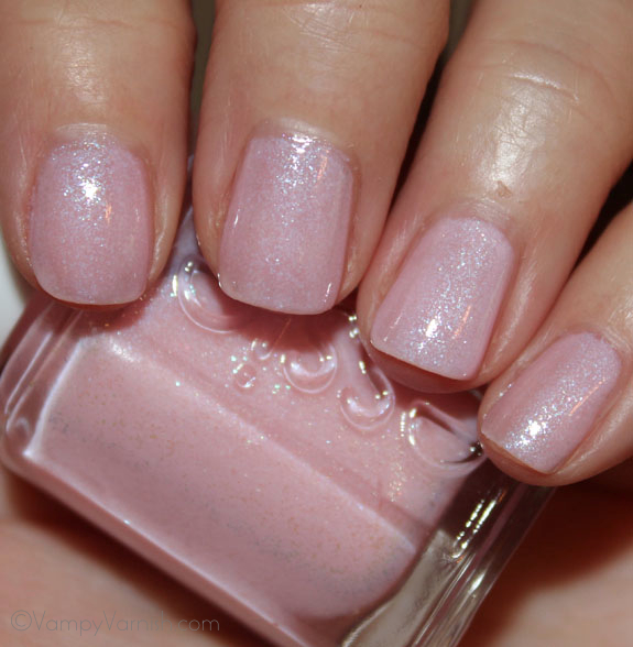 Essie Pink A Boo Essie Resort Collection Swatches & Review
