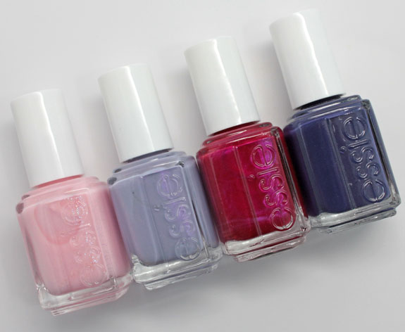 Essie Resort 2 Essie Resort Collection Swatches & Review