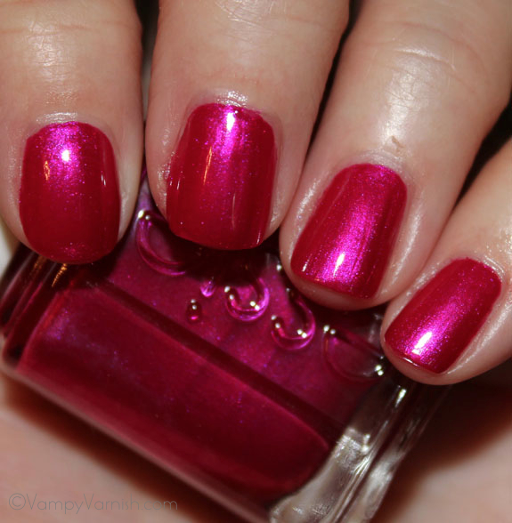 Essie Sure Shot Essie Resort Collection Swatches & Review
