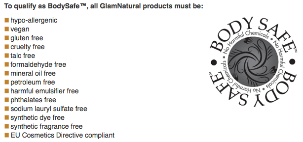 GlamNatural BodySafe GlamNatural Hydrating Foundation Review