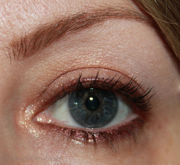 Hard Candy Eye Shimmer Look 2