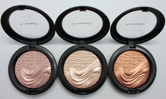 MAC In Extra Dimension Skinfinish 2