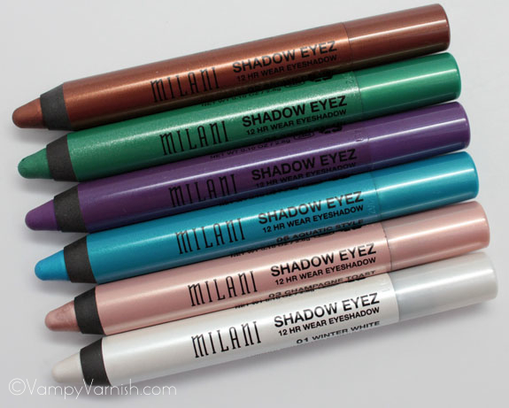 Milani Shadow Eyez 12 Hr Wear Eyeshadow 3