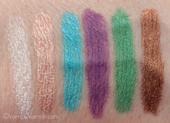 Milani Shadow Eyez 12 Hr Wear Eyeshadow 4
