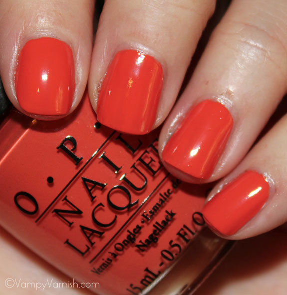 OPI Call Me Gwen Ever OPI Spider Man Collection Swatches & Review