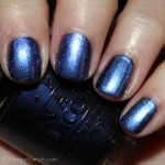 OPI Into The Night 150x150 OPI Spider Man Collection Swatches & Review