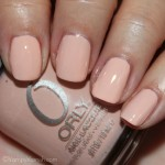 Orly Prelude To A Kiss 150x150 Orly Cool Romance for Spring 2012 Swatches & Review