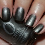 Orly Steel Your Heart 150x150 Orly Cool Romance for Spring 2012 Swatches & Review