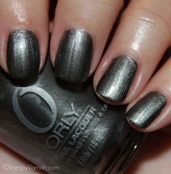 Orly Steel Your Heart Orly Cool Romance for Spring 2012 Swatches & Review