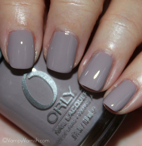 Orly Youre Blushing Orly Cool Romance for Spring 2012 Swatches & Review