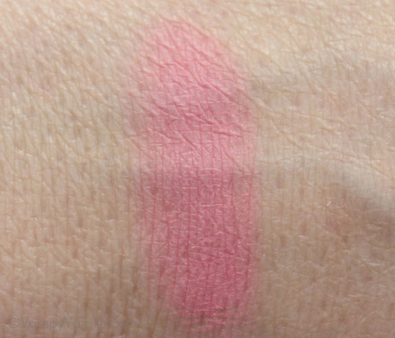 Sonia Kashuk Beautifying Blush in Flushed Swatch