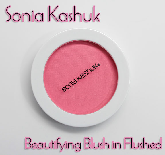 Sonia Kashuk Beautifying Blush in Flushed