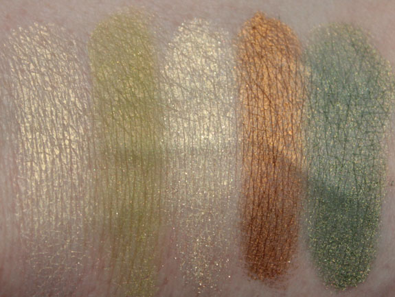 BFTE Multi Purpose Minerals Swatches