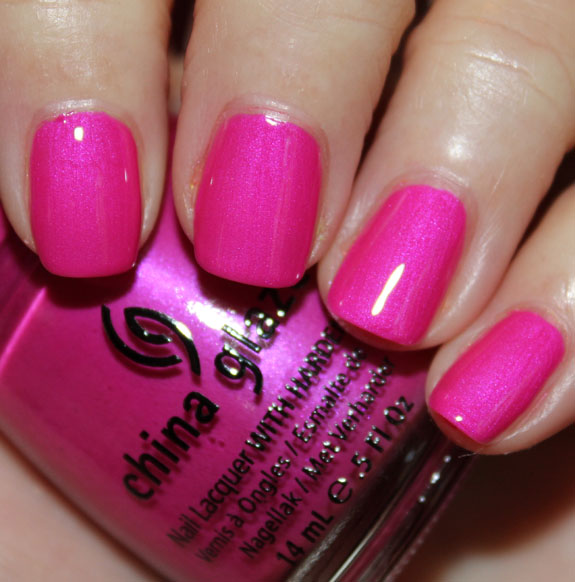 China Glaze Beach Cruise R