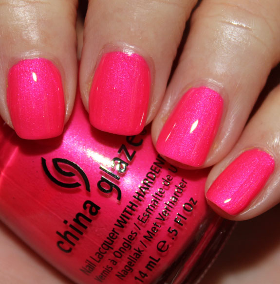 China Glaze Love s A Beach