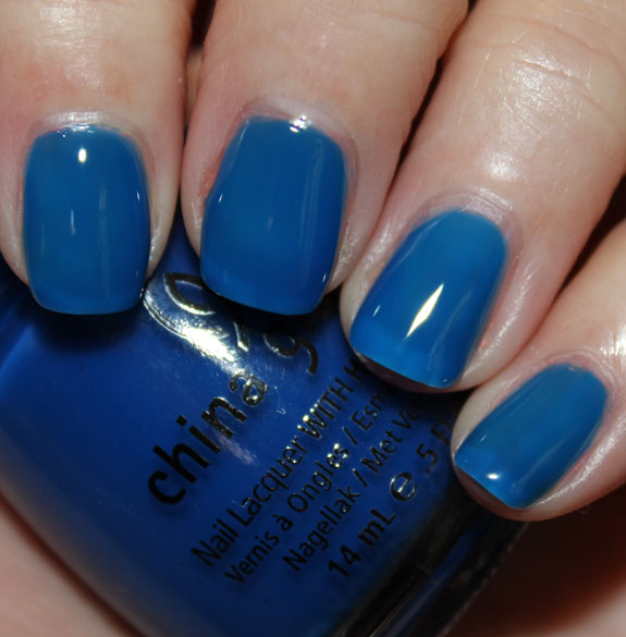 China Glaze Ride The Waves