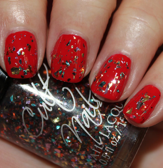 Cult Nails Evil Queen and Happy Ending