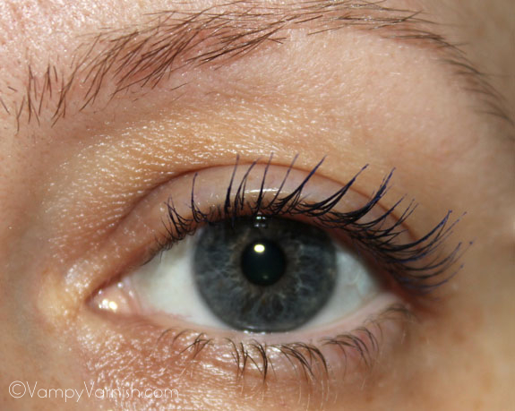 Laura Mercier Long Lash Mascara Bleu Swatch
