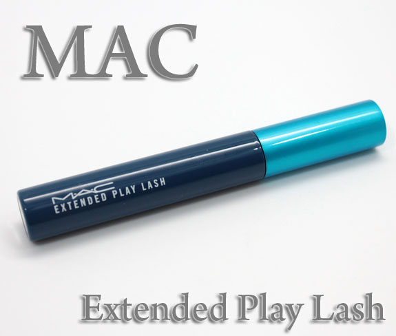 MAC Extended Play Lash MAC Extended Play Lash Swatches & Review