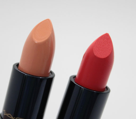 MAC Hey Sailor Lipstick in Salute and Sail La Vie