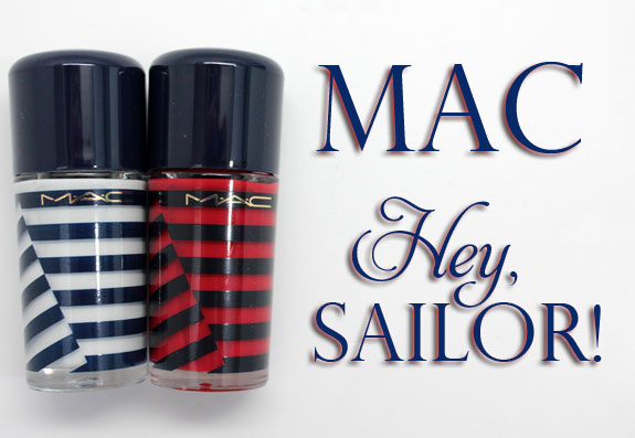 MAC Hey Sailor