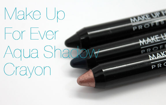 Make Up For Ever Aqua Shadow Waterproof Eye Shadow Pencil 1