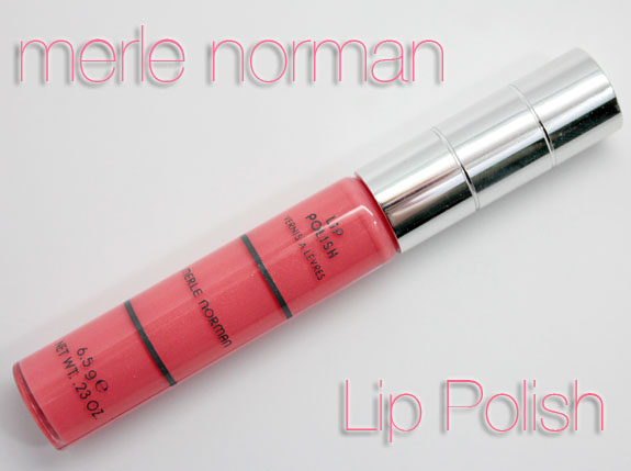 Merle Norman Lip Polish in Mademoiselle