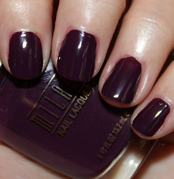 Milani Nail Lacquer For 2012 Swatches Photos Amp Review
