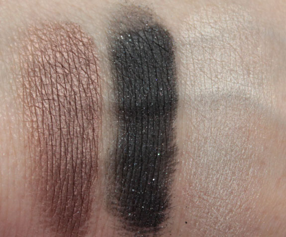 Milani Pure Love True Romance Powder Eye Shadow Swatches