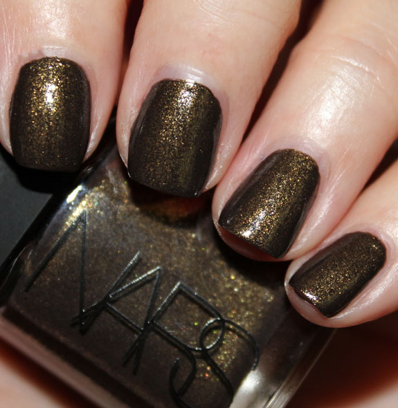 NARS Limited Edition Night Clubbing Nail Polish Swatches & Review ...