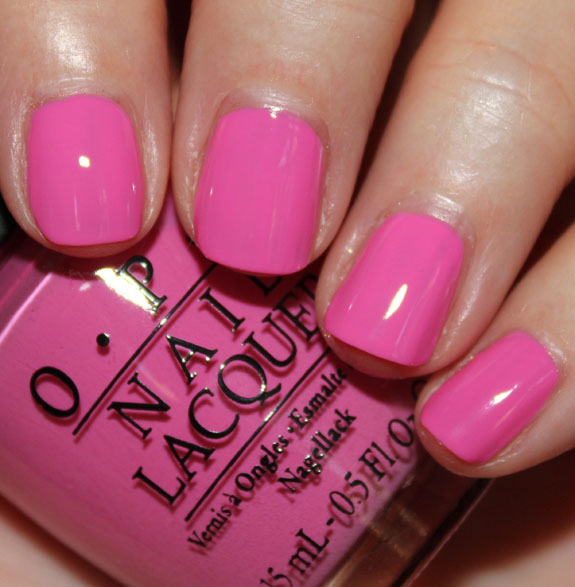 OPI If Your Moust You Moust
