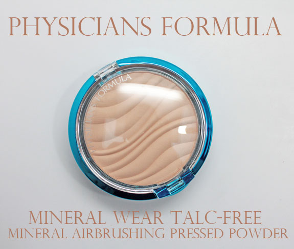 Physicians Formula Mineral Airbrushing Pressed Powder Transluscent