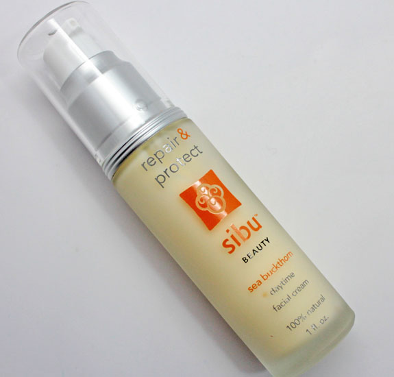 Sibu Beauty Sea Buckthorn Daily Facial Lotion
